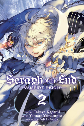 Seraph of the End: Vampire Reign Vol. 2