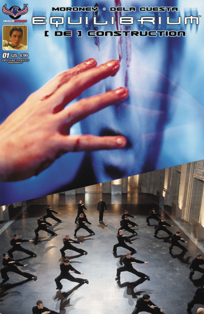 Equilibrium: Deconstruction #1 (Photo Cover)