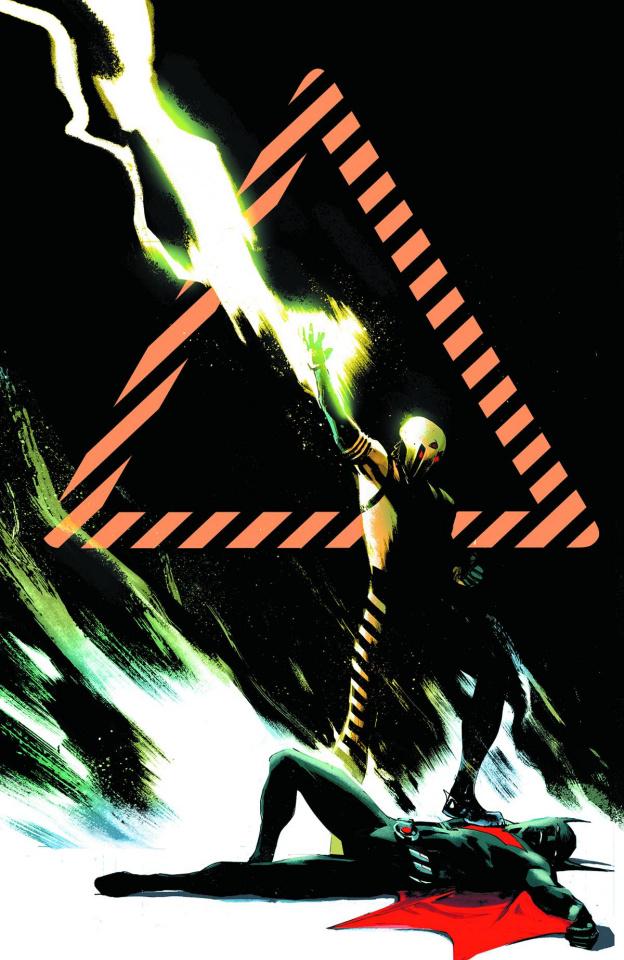 Batman Beyond Universe #3