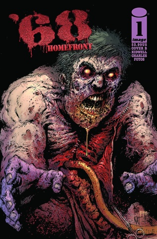 '68: Homefront #1 (Kidwell & Jones & Fotos Cover)