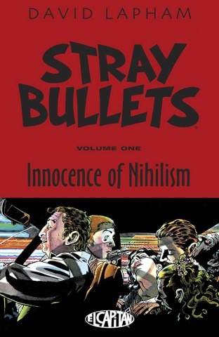 Stray Bullets Vol. 1: Innocence of Nihilism