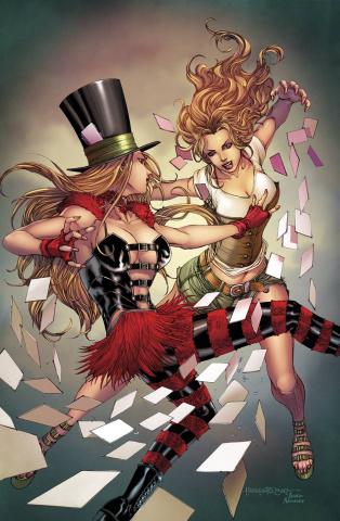 Grimm Fairy Tales: Wonderland #31 (Tolibao & Nunes Cover)