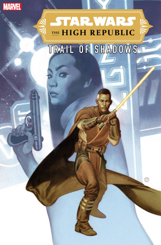 Star Wars: The High Republic - Trail of Shadows #1 (Tedesco Cover)