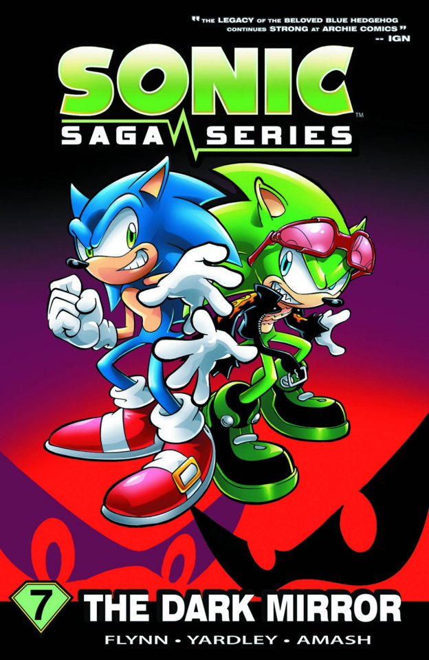 Sonic Saga Vol. 7: The Dark Mirror