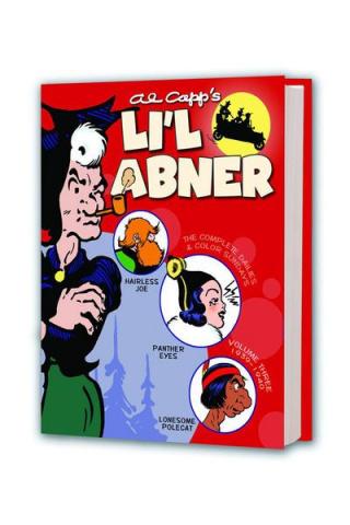 Li'l Abner Vol. 3