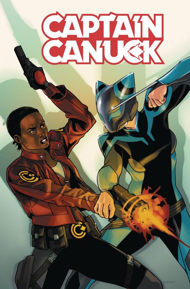 Captain Canuck #9