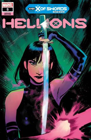Hellions #5 (Pichelli Cover)