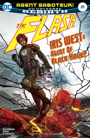 The Flash #20