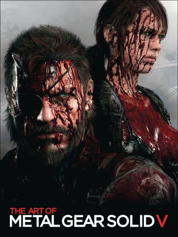The Art of Metal Gear Solid V (Limited Edition)