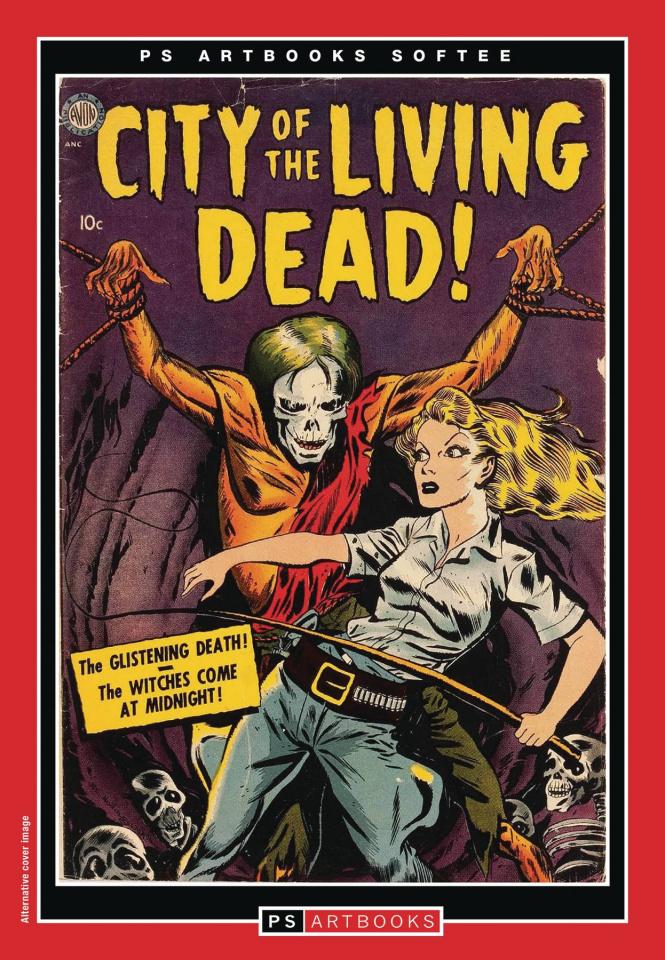 Weird Adventures Vol. 1: City of the Living Dead