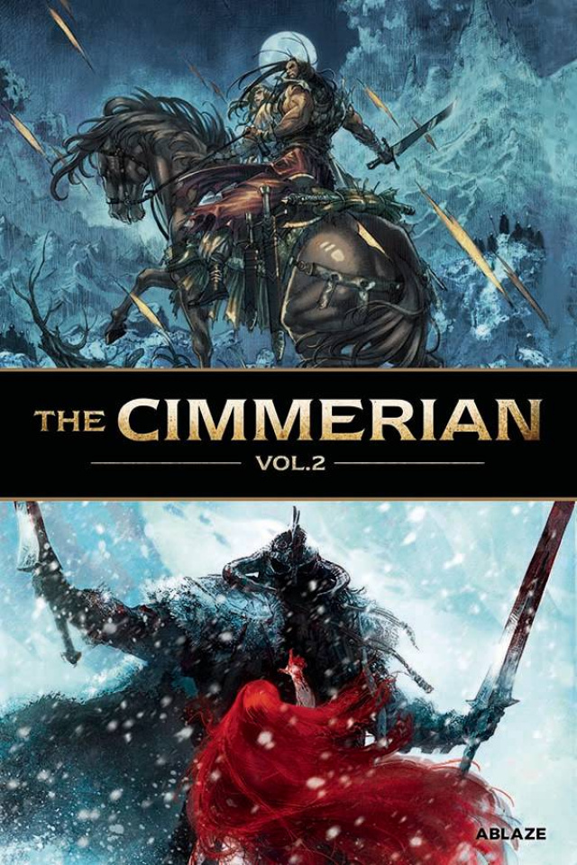 The Cimmerian Vol. 2: The Frost Giant's Daughter