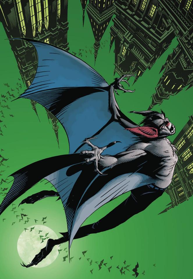 Batman: Tales of the Man Bat