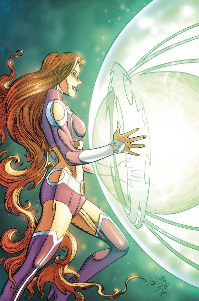 Starfire #11 (Romita Cover)
