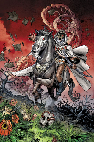 Grimm Fairy Tales: Apocalypse #3 (Martinez Cover)