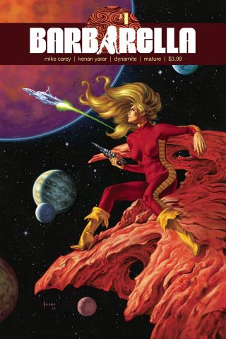 Barbarella #1 (Jusko Cover)