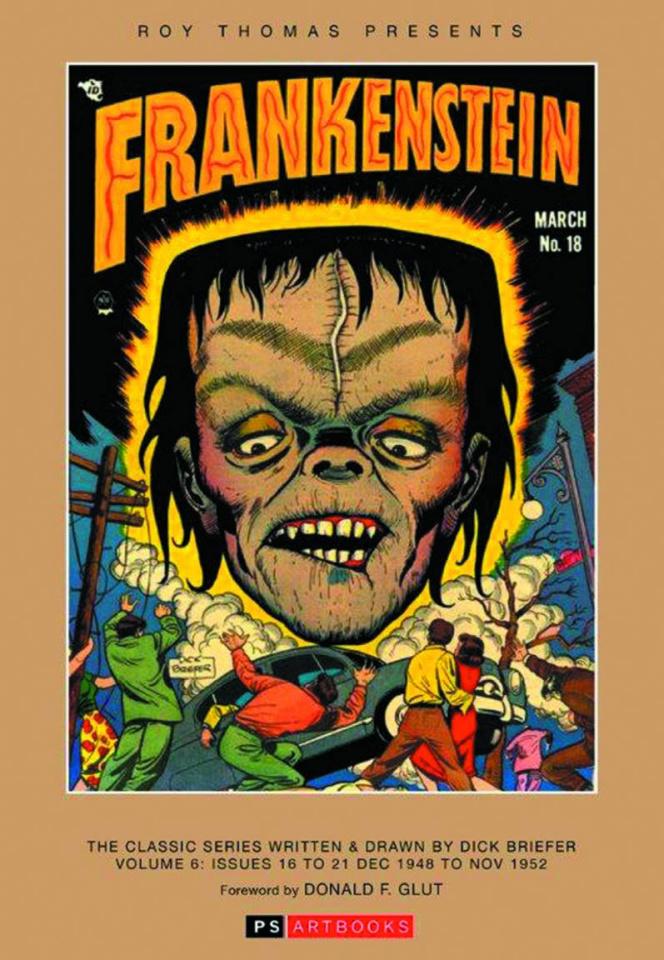 Briefer: Frankenstein Vol. 6: 1948-1952