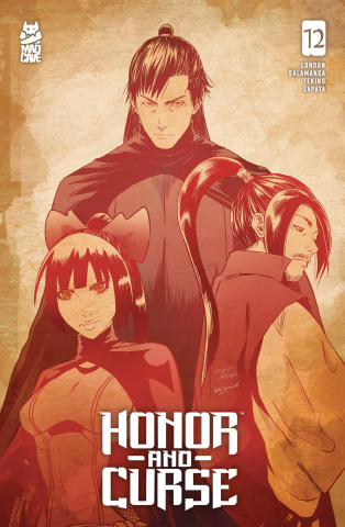 Honor and Curse #12