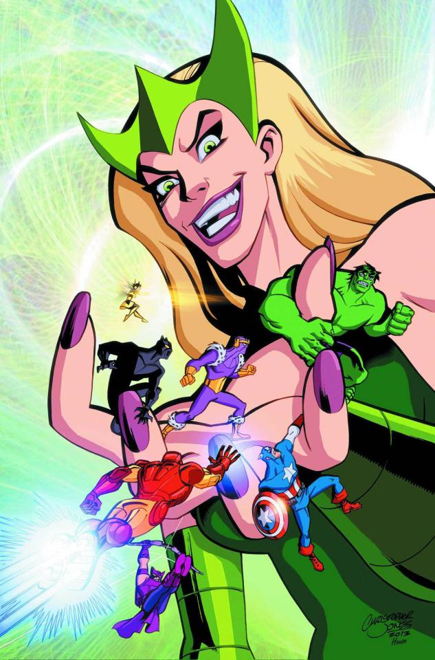 Marvel Universe Avengers: Earth's Mightiest Heroes #15