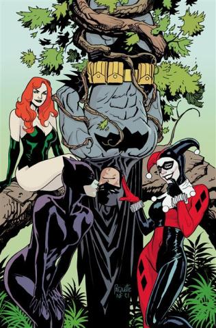 Batman: The Adventures Continue, Season II #6 (Yanick Paquette Card Stock Cover)