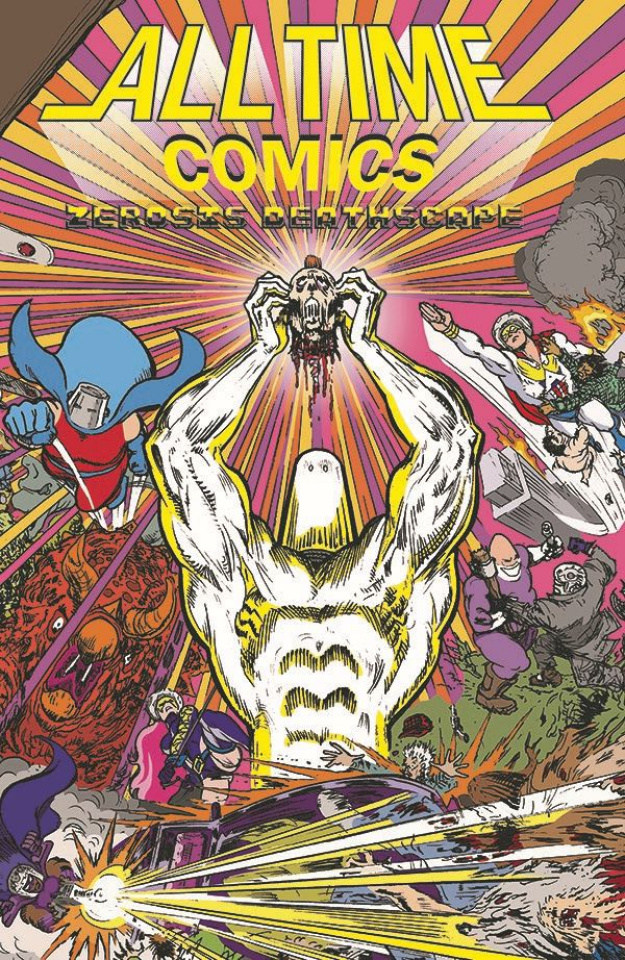 All Time Comics: Zerosis Deathscape #6