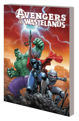 Avengers of the Wastelands