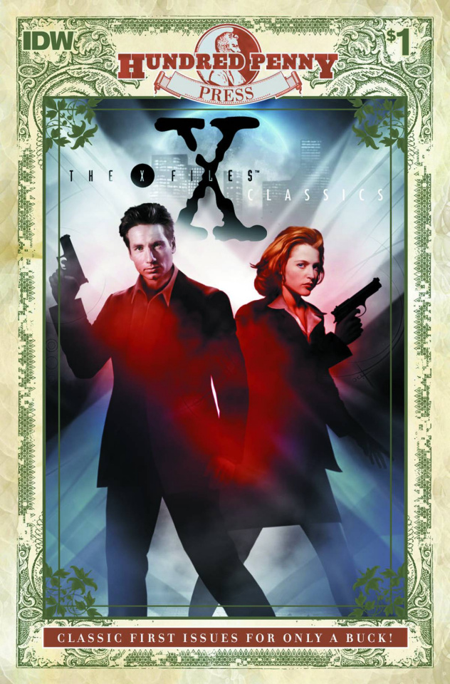 The X-Files Classics #1 (Hundred Penny Press Edition)