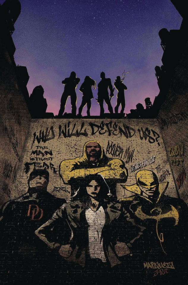 The Defenders #4