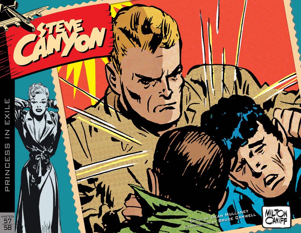 Steve Canyon Vol. 6: 1957-1958