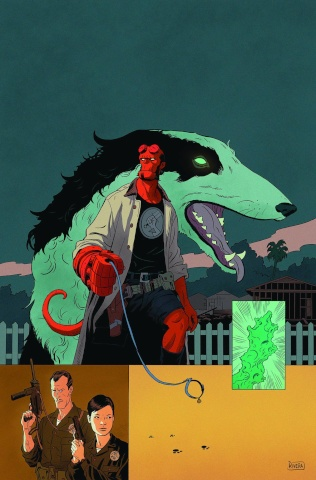 Hellboy & B.P.R.D. 1953: Beyond the Fences #2