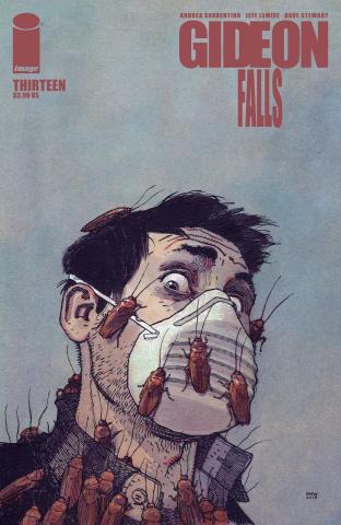 Gideon Falls #13 (Walta Cover)