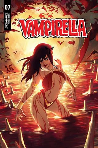 Vampirella #7 (Hetrick Bonus Cover)
