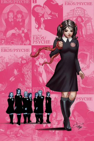 Eros / Psyche #5 (30 Copy S Rich Virgin Cover)