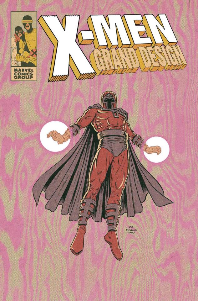 X-Men: Grand Design #1 (Piskor Character Cover)