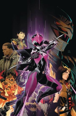 Power Rangers: The Road to Ranger Slayer #1