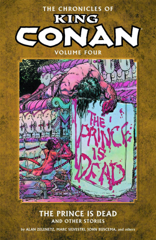 The Chronicles of King Conan Vol. 4: The Prince Is Dead