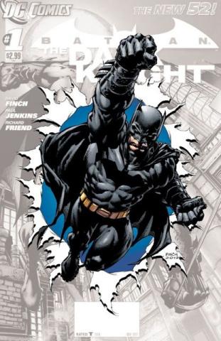 Batman: The Dark Knight #0