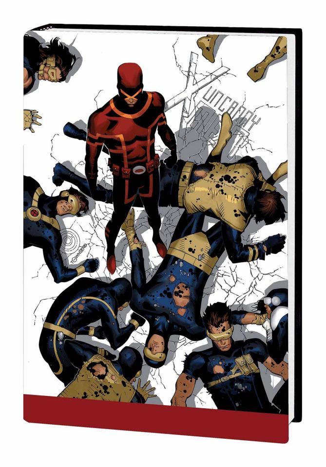 Uncanny X-Men Vol. 6: Revolution