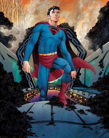 Superman: Year One #1 (Romita Cover)