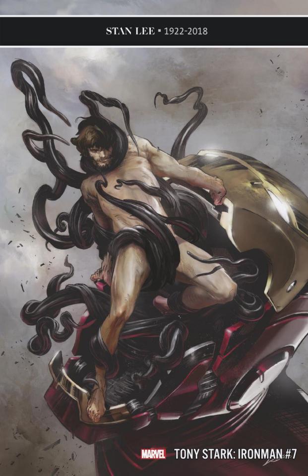 Tony Stark: Iron Man #7