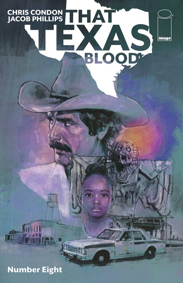 That Texas Blood #8 (Stella Cover)