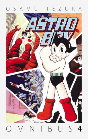 Astro Boy Vol. 4 (Omnibus)