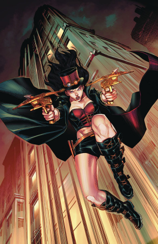 Van Helsing vs. The League of Monsters #1 (Coccolo Cover)