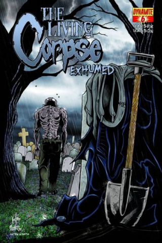 The Living Corpse: Exhumed #6