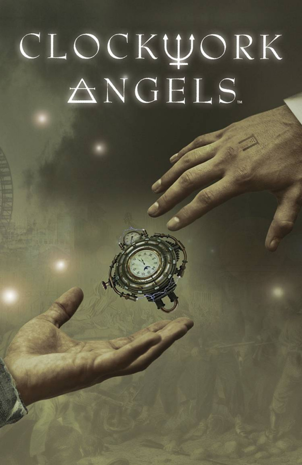 Rush: Clockwork Angels #2