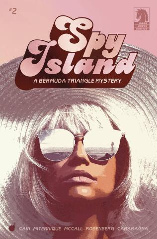 Spy Island #2 (Miternique Cover)