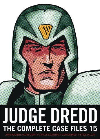Judge Dredd: The Complete Case Files Vol. 15