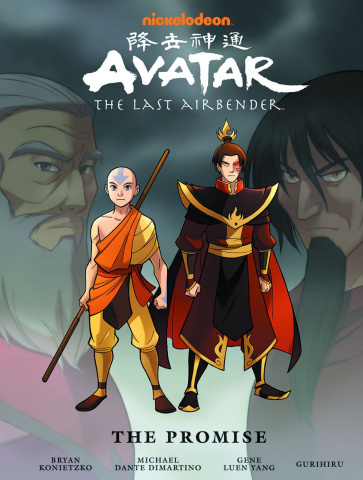 Avatar: The Last Airbender - The Promise (Library Edition)