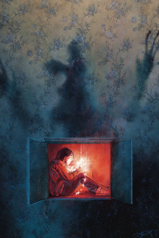Stranger Things #2 (Briclot Cover)