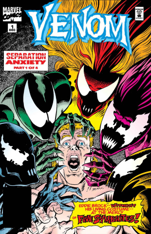 Absolute Carnage: Separation Anxiety #1 (True Believers)