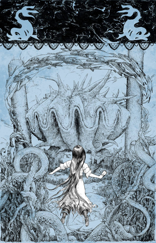 Cursed Pirate Girl Special Annual 2015